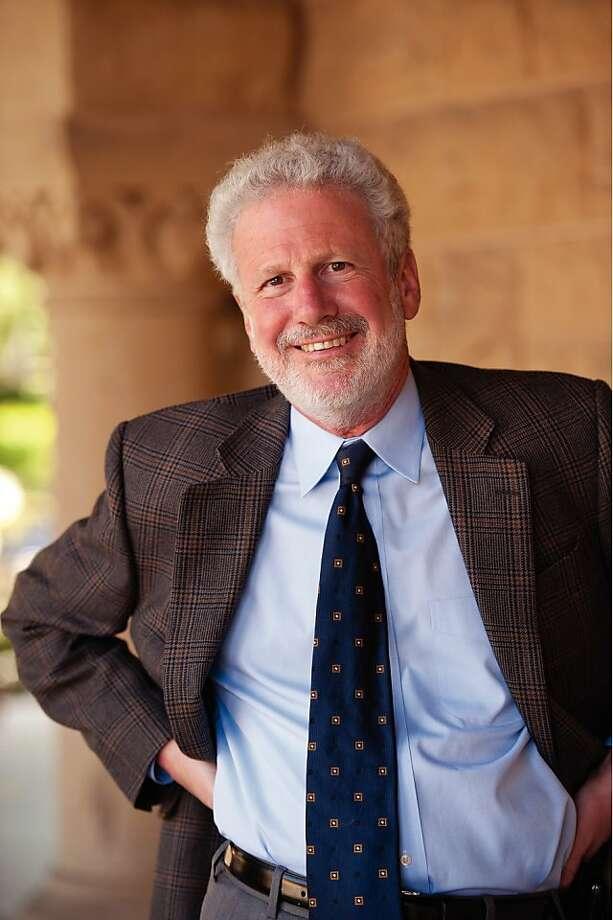 Philip Taubman Photo: Linda A. Cicero, Stanford News Service