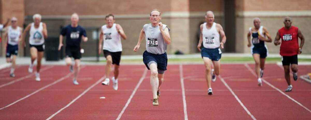 The National Senior Games Association, the nonprofit responsible for holding the athletic competition informally known as the Senior Olympics, recently released a study proving that senior citizens can shave over two decades off their fitness age just by exercising more. Click through to see the top ten states with the