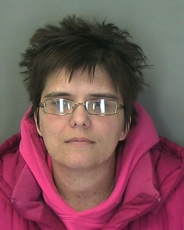 Angela Ramsey is accused of welfare fraud. (Warren County sheriff's department photo)