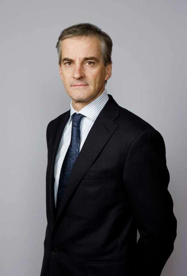 Norwegian Minister of Foreign Affairs, Jonas Gahr St re Photo: Handout
