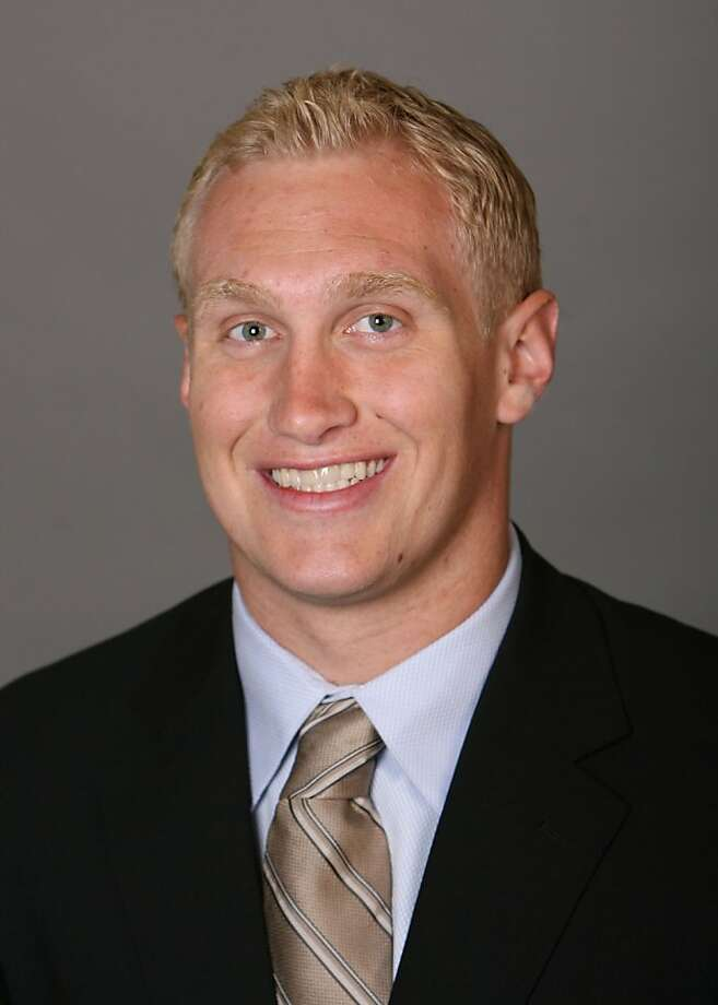 Konrad Reuland of the Stanford Cardinal in his 2009 team photo. Photo: David Gonzales