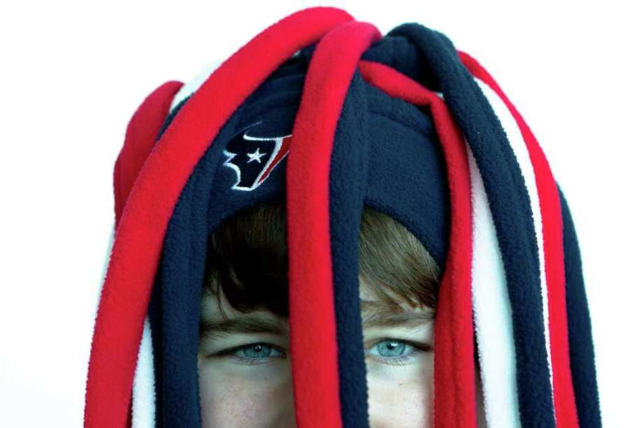 Noah Baughman, 12