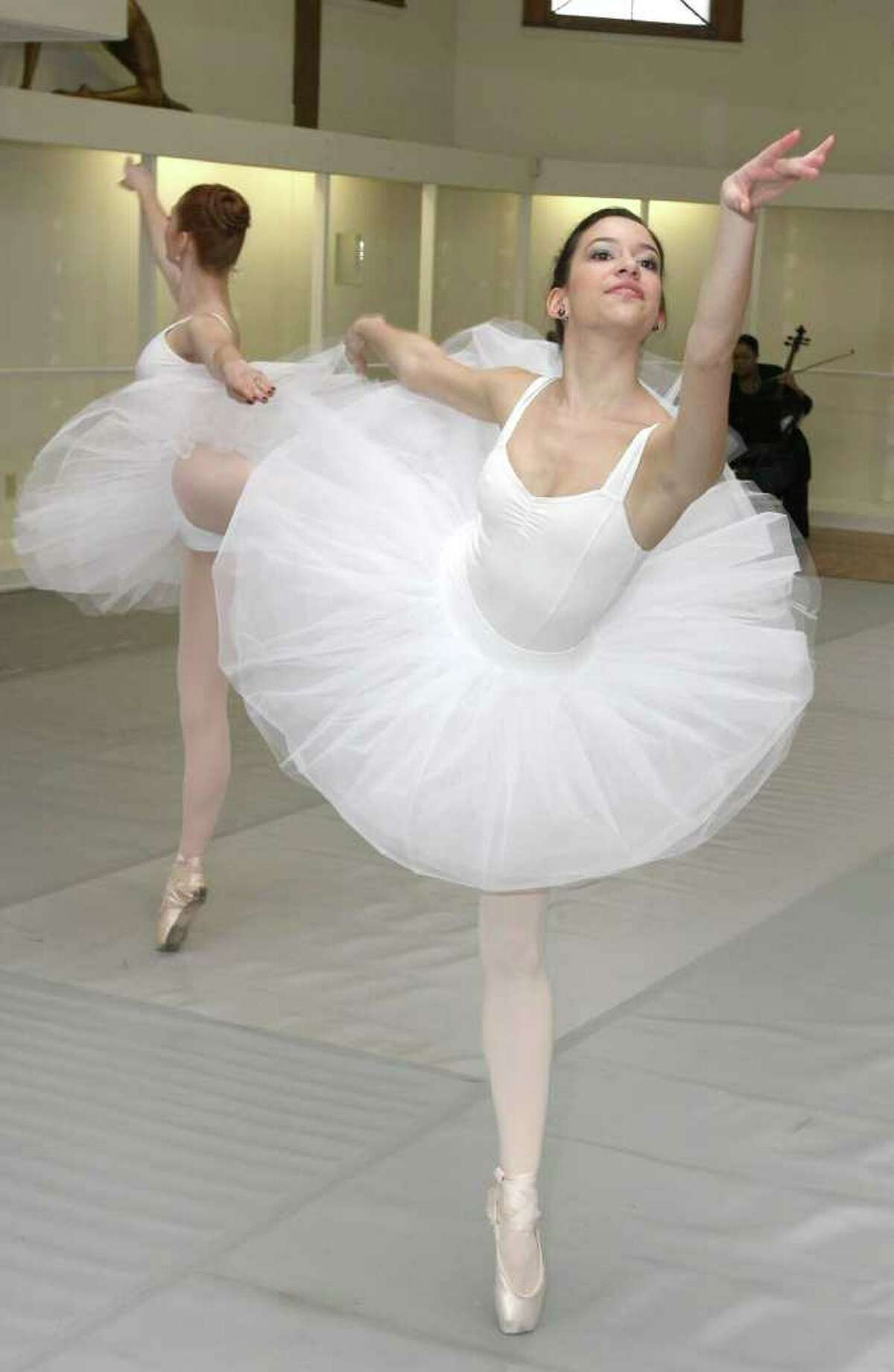 Were you Seen at the Myers Dance Studio Ribbon Cutting in Saratoga Springs on Saturday, Jan. 7?