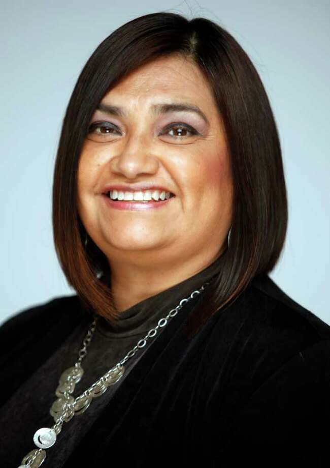 """Nora Lopez was promoted to San Antonio Express-News Metro Editor in an announcement made by Managing Editor Jamie Stockwell Friday. """"We must not be afraid to change,"""" Lopez says. Photo: WILLIAM LUTHER, SAN ANTONIO EXPRESS-NEWS / 2012 SAN ANTONIO EXPRESS-NEWS"""