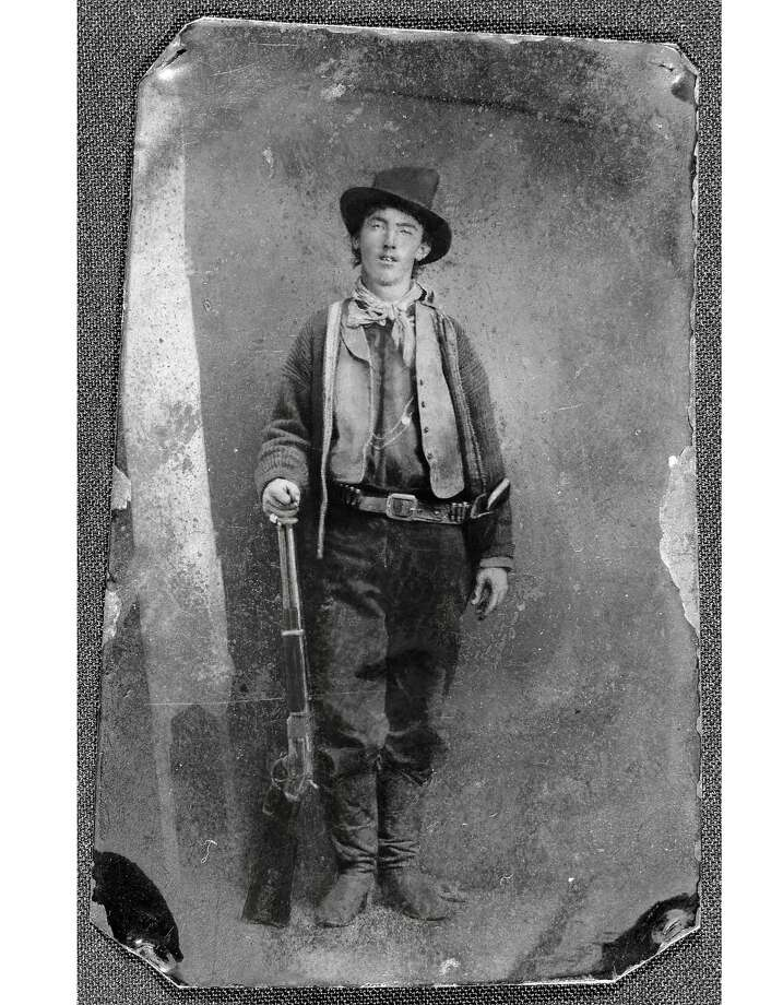 AMERICAN EXPERIENCE Billy the Kid Photo: Courtesy Of Robert McCubbin