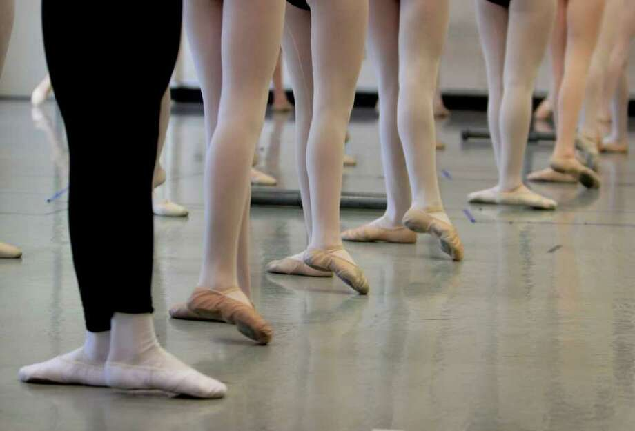 Hundreds of young ballet dancers try out for 200 spots in a five-week summer program at The School of American Ballet Photo: Sofia Jaramillo / SEATTLEPI.COM