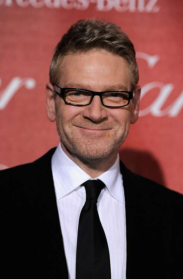PALM SPRINGS, CA - JANUARY 07:  Actor/Director Kenneth Branagh arrives at the 2012 Palm Springs International Film Festival Awards Gala at Palm Springs Convention Center on January 7, 2012 in Palm Springs, California.  (Photo by Frazer Harrison/Getty Images) Photo: Frazer Harrison, Getty Images