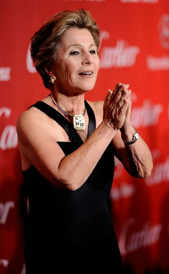 PALM SPRINGS, CA - JANUARY 07:  US Senator Barbara Boxer arrives at the 2012 Palm Springs International Film Festival Awards Gala at Palm Springs Convention Center on January 7, 2012 in Palm Springs, California.  (Photo by Frazer Harrison/Getty Images) Photo: Frazer Harrison, Getty Images