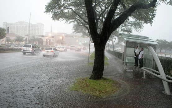 Monday, Jan. 9, 2012, in Houston. ( Nick de la Torre / Houston Chronicle ) Photo: HC