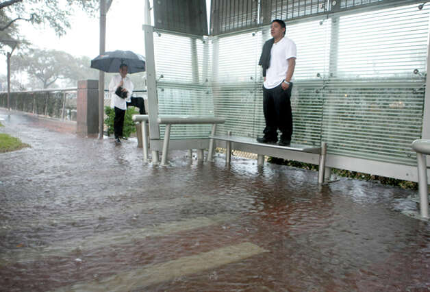 Monday, Jan. 9, 2012, in Houston. ( Nick de la Torre / Houston Chronicle ) Photo: HC