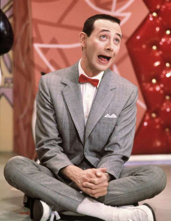 "Lost a bike? Try the Alamo. Pee Wee Herman checked the historic landmark off the places his missing bicycle might be located in ""Pee Wee's Big Adventure"".  Photo: AP / VH1"