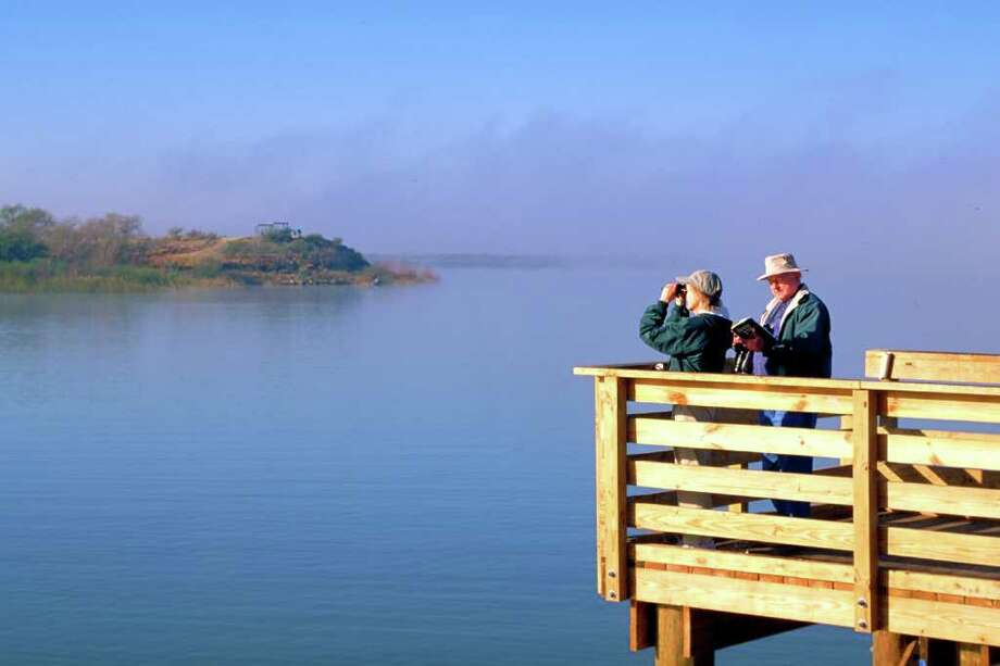 Click through to see how much space is available at popular state parks around Texas (updated May 17)