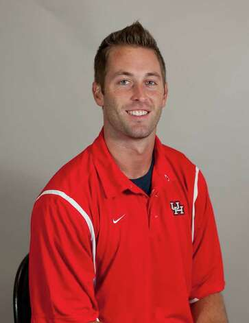 Kliff Kingsbury, 2009 mug shot University of Houston Photo: Thomas Campbell / 2008