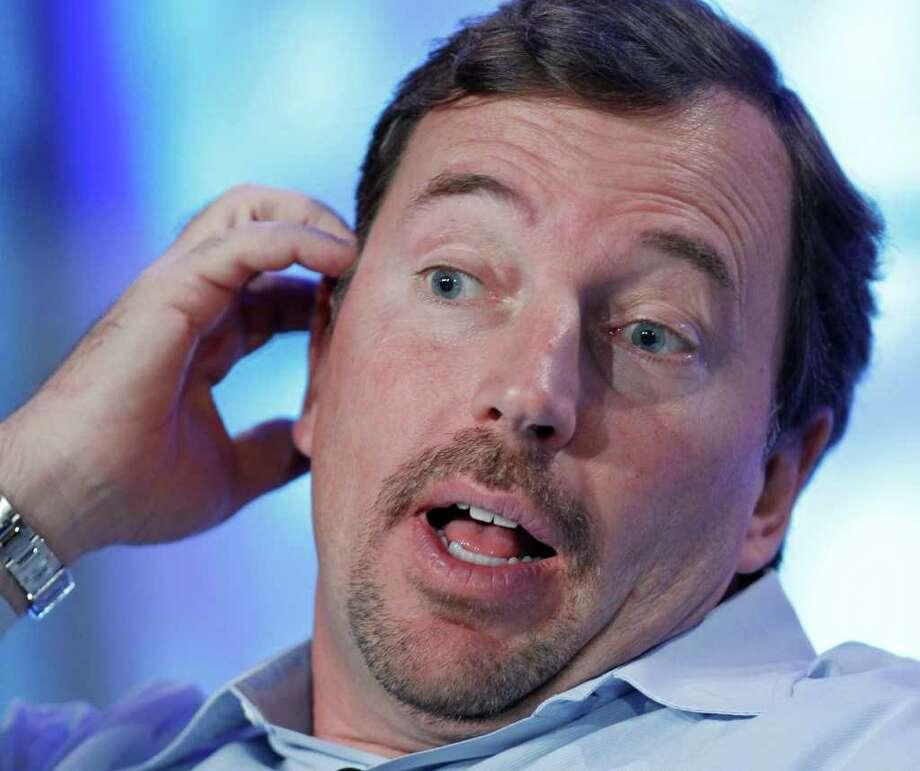 Yahoo's CEO is ex-PayPal president Scott Thompson. His annual salary is $1 million plus bonuses. Photo: Paul Sakuma / AP2010