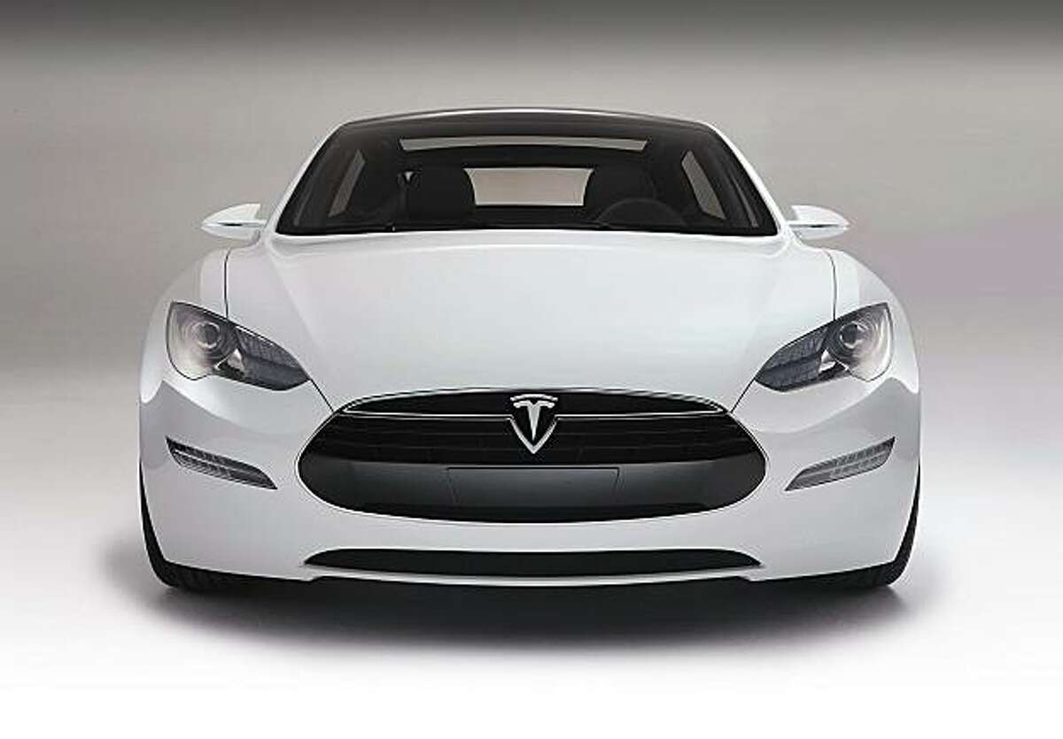 Handout photo from Tesla Motors of their Model S