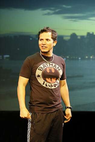 John Leguizamo kicks off Berkeley Rep's Fireworks summer festival on June 1 Photo: Carol Rosegg, Courtesy Berkeley Rep