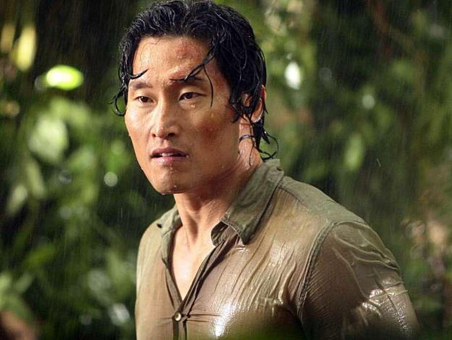 "Daniel Dae Kim appears in a scene from the ABC dramatic series ""Lost."" Photo: Mario Perez, ABC, AP"