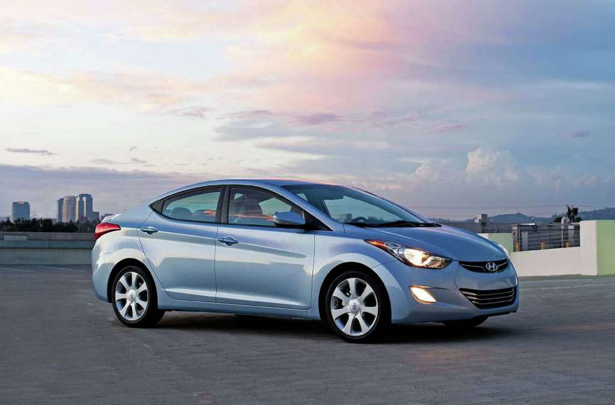 """Compact sedan: 2005-2010 Hyundai Elantra What Edmunds said: """"In addition to peppy performance and a smooth ride, the Elantra offers solid build quality, reliability and operating economy."""" Source: Edmunds"""