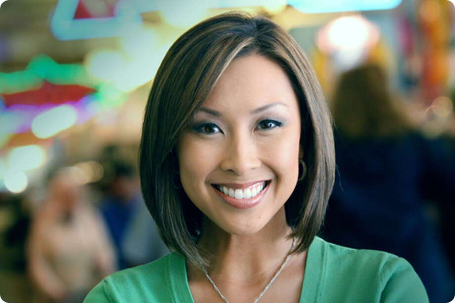 Lily Jang will join KHOU's morning newscast next month. Photo: (handout Photo) / (handout photo)