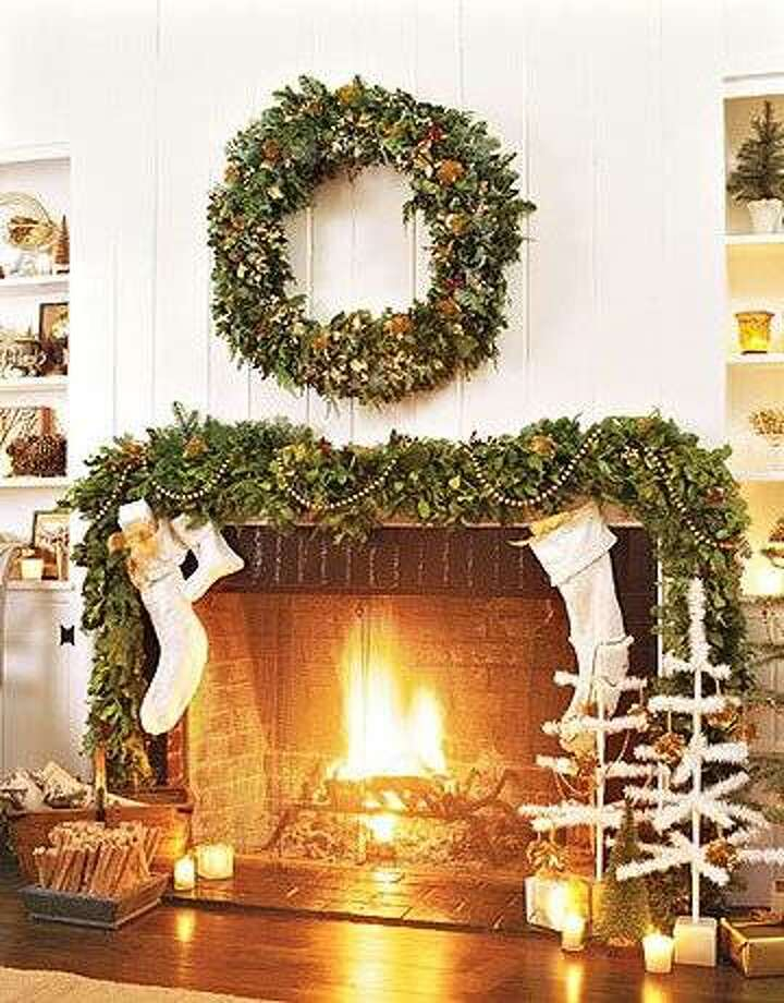 Use locally grown wood when lighting your holiday fire. Photo: David Prince, Hearst Communications