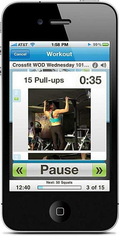 Skimble's Workout Trainer Photo: Skimble