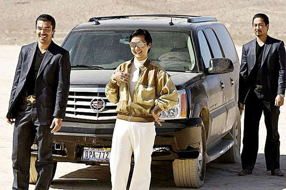 "The ubiquitous Ken Jeong in ""The Hangover."" Photo: Legendary Pictures/Warner Bros."