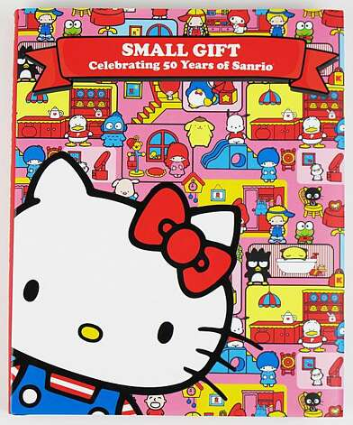 "Sanrio celebrated its 50th anniversary this year with its trademark ""Small Gift, Big Smile"" traveling pop-up store and other limited-edition offerings for fans. Photo: Sanrio"