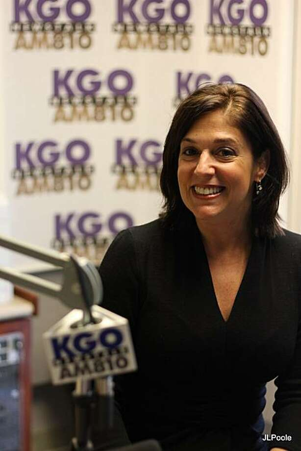 KGO's Deidra Lieberman Photo: Kgo