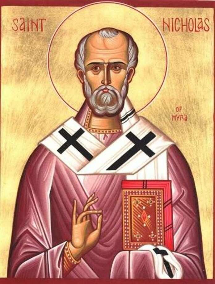 Icon of St. Nicholas of Myra. Photo: .