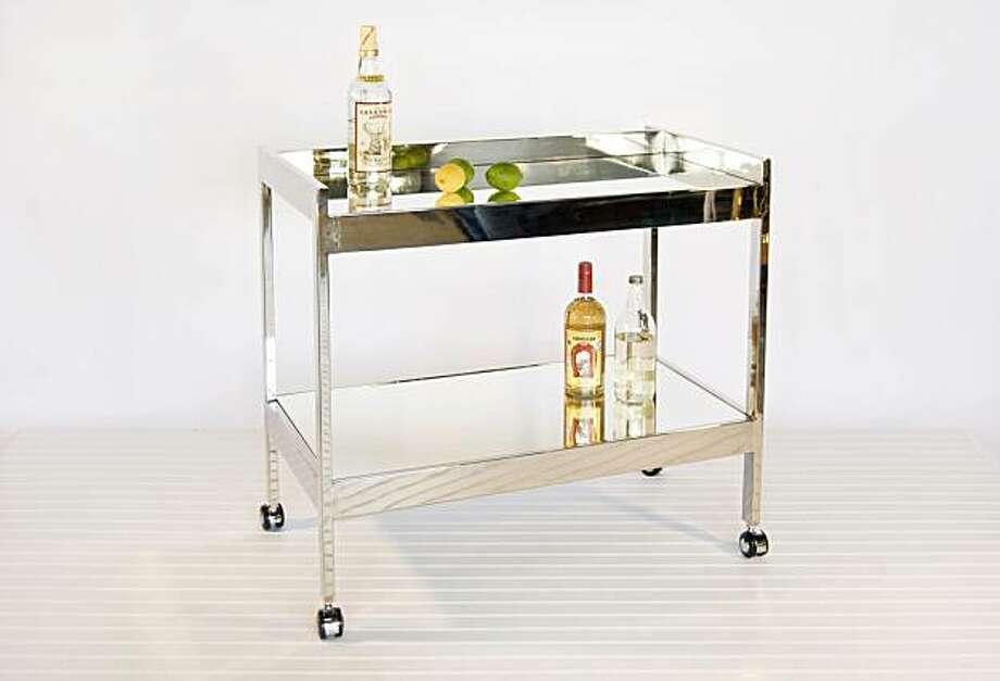 Raymond Bar Cart, Plantation Design Photo: Plantationdesign.com