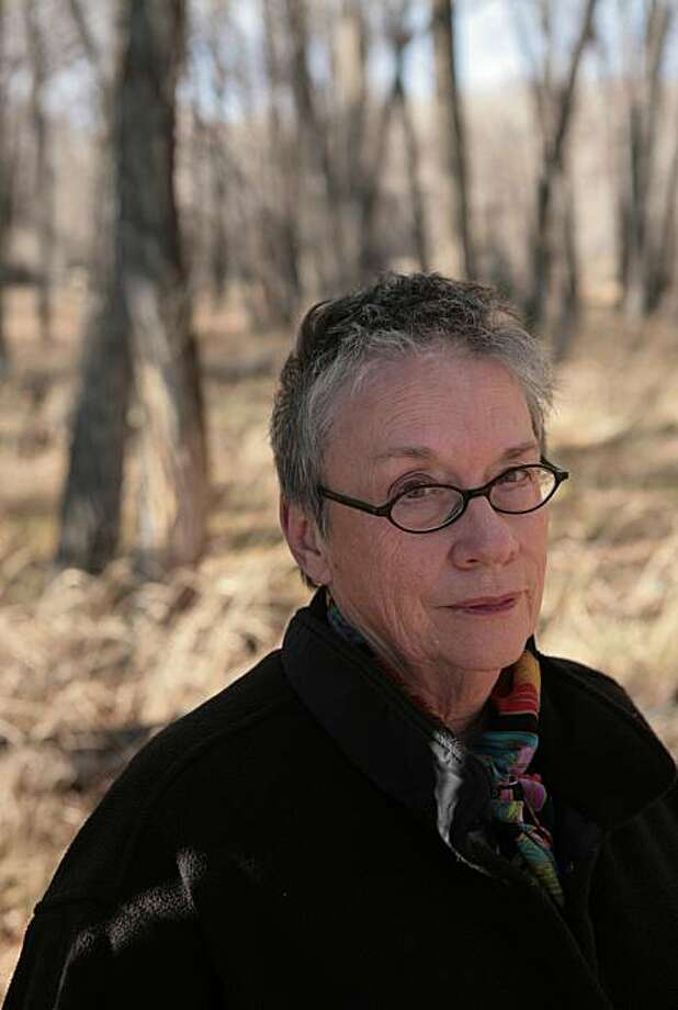 Annie Proulx Photo: Gus Powell