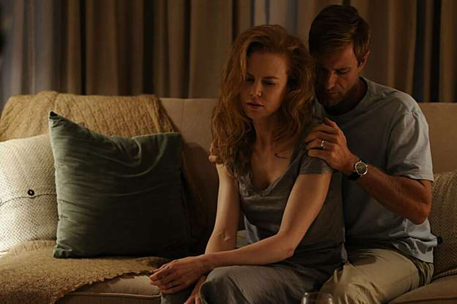 Becca (Nicole Kidman) and Howie (Aaron Eckhart) in RABBIT HOLE. Photo:  JoJo Whilden, Lionsgate