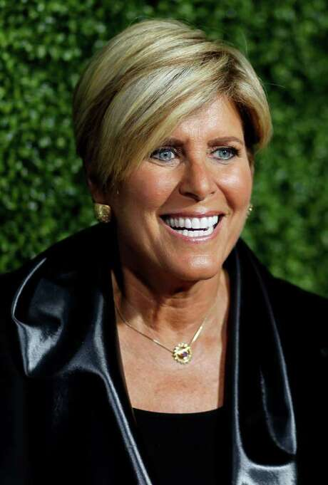 Suze Orman's prepaid card costs $3 to obtain, and then $3 a month. Photo: Matt Sayles / AP2011