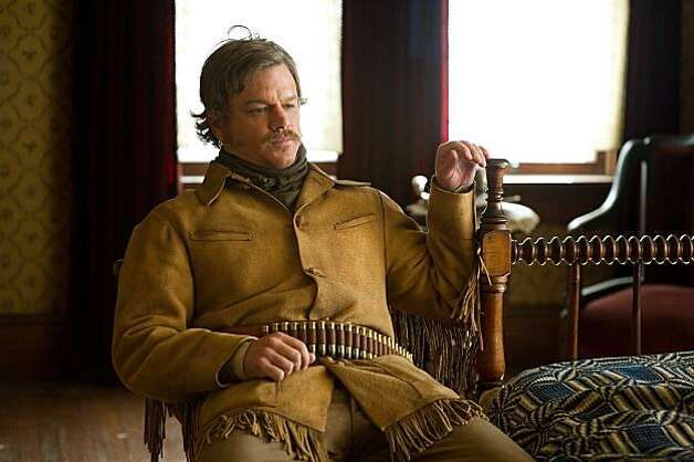 "Matt Damon appears in a scene from, ""True Grit."" Photo: Photo Credit: Wilson Webb, Paramount Pictures"