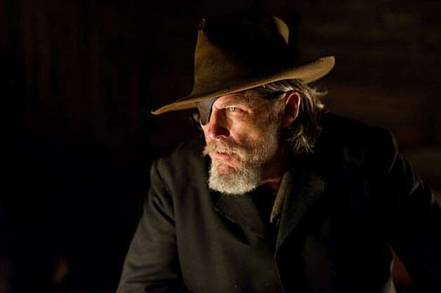 "Jeff Bridges appears in a scene from, ""True Grit."" Photo: Photo Credit: Wilson Webb, Paramount Pictures"