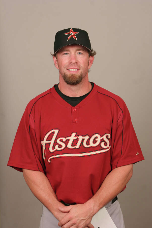 KISSIMMEE, FL - FEBRUARY 25:  Jeff Bagwell of the Houston Astros during photo day at Osceola County Stadium on February 25, 2006 in Kissimmee, Florida.  (Photo by Tony Firriolo/MLB Photos via Getty Images) *** Local Caption *** Jeff Bagwell Photo: Tony Firriolo, Stringer / 2006 MLB Photos