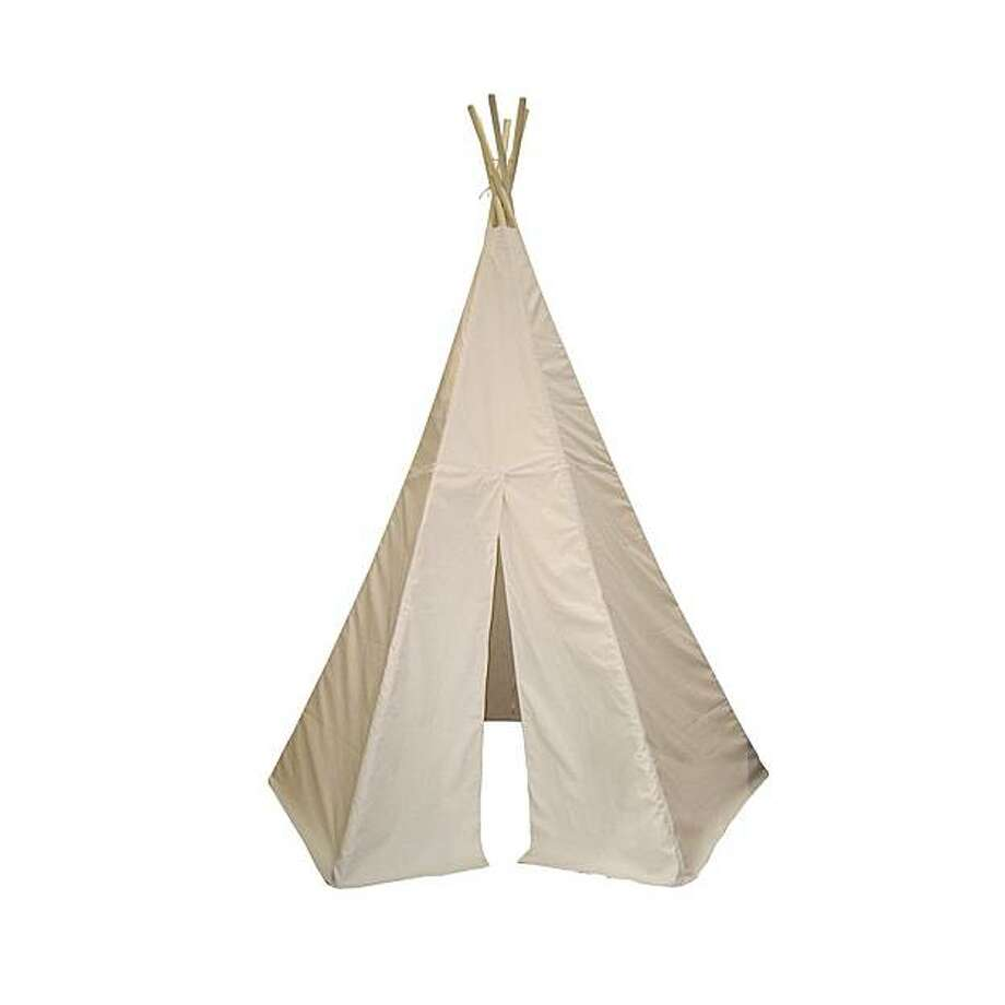 Great Plains Teepee from Stacks and Stacks Photo: Stacksandstacks.com
