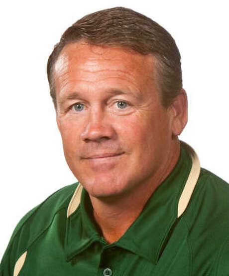 Mark Snyder, Texas A&M defensive coordinator Photo: Handout