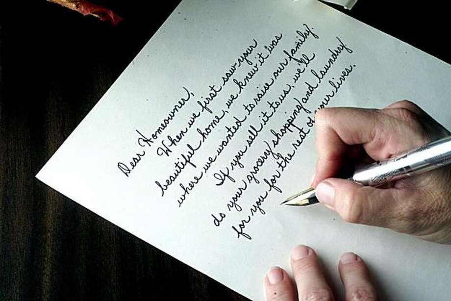 fountain pen Photo: Lea Suzuki, The Chronicle