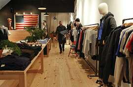 Proprietor Todd Barket opened Unionmade in November 2009. GQ recently named it one of the best stores in the United States.