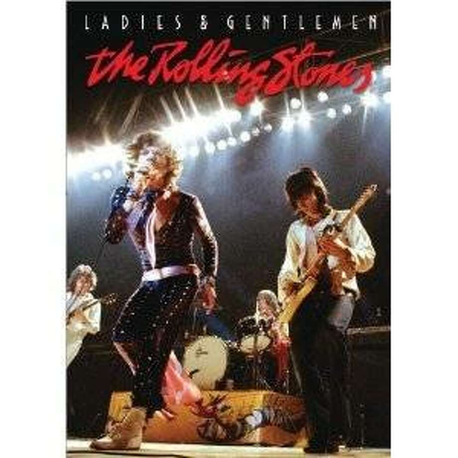 dvd cover LADIES AND GENTLEMEN: THE ROLLING STONES Photo: Amazon.com