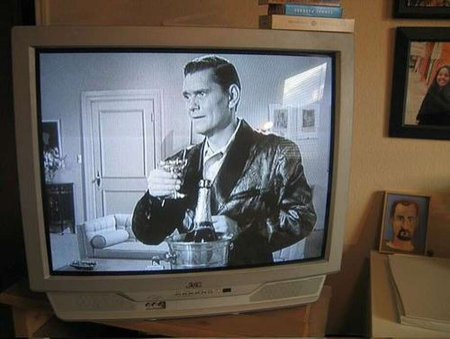"""Dick York as Darrin Stephens in """"Bewitched. Photo: Abc"""