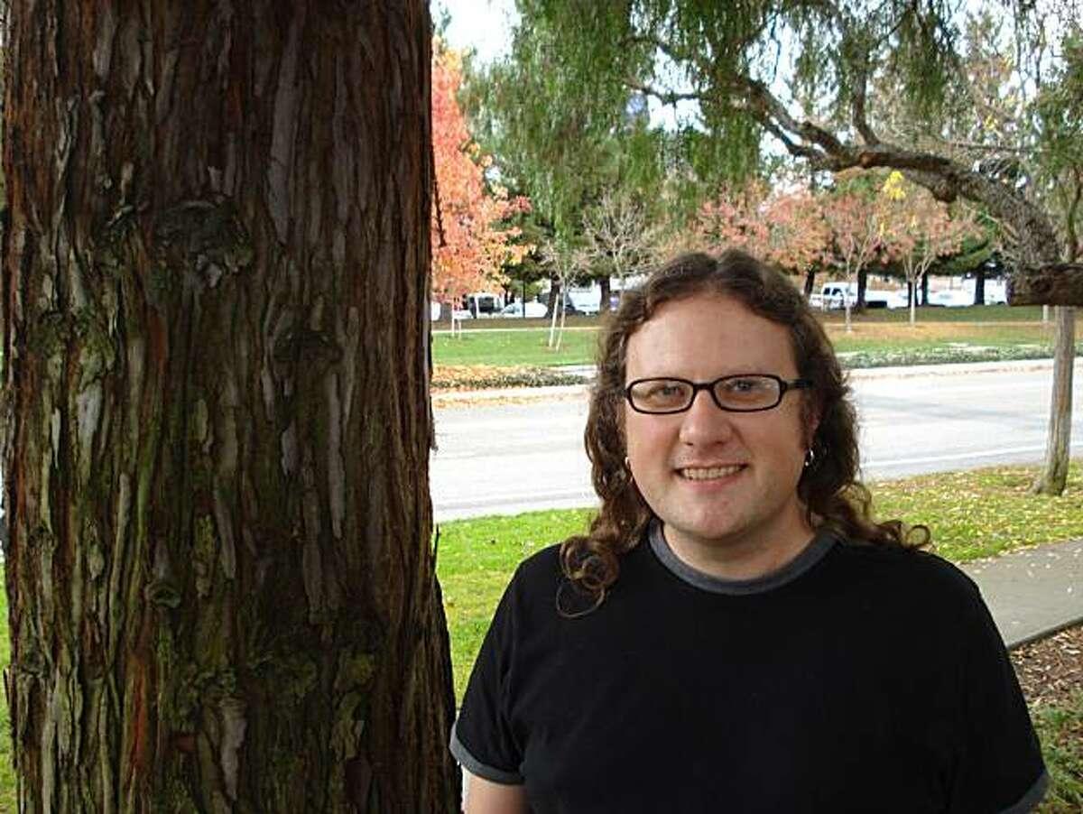 Eric Fischer, digital cartographer
