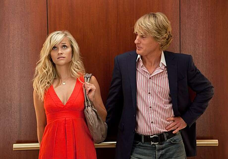 """Reese Witherspoon and Owen Wilson star in Columbia Pictures' """"How Do You Know,"""" also starring Paul Rudd and Jack Nicholson. Photo: David James, Columbia TriStar"""