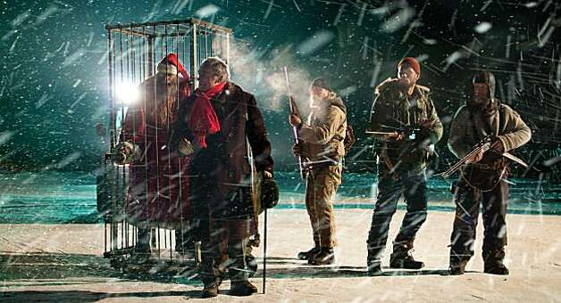 """Rare Exports"" – Finland's take on the Santa-as-murderer genre is better than most. Photo: Oscilloscope Pictures"