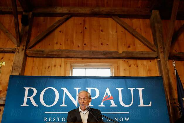 Barber Shop Manchester Nh : Mitt Romney main focus of New Hampshire primary - SFGate