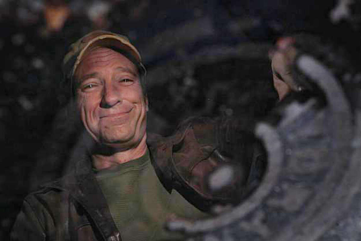 Mike Rowe, host of