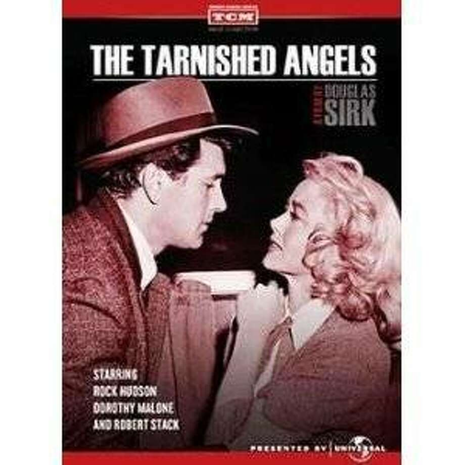 dvd cover THE TARNISHED ANGELS Photo: Amazon.com