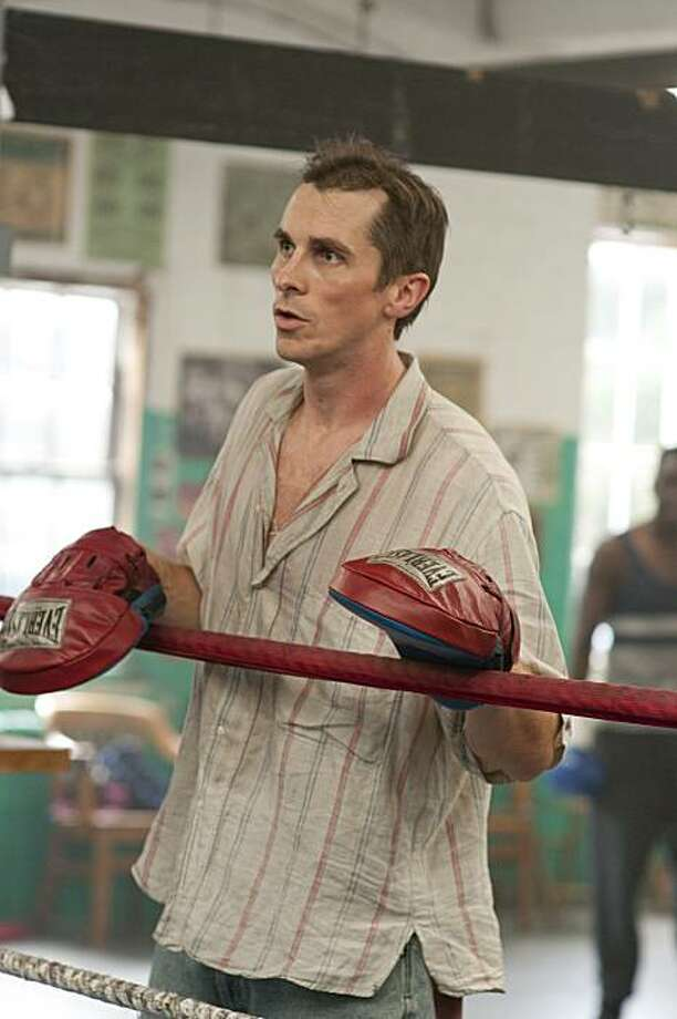 """The Fighter."" Chrisian Bale Photo: Paramount Pictures"