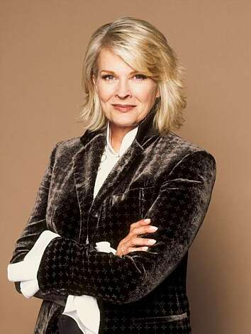 Candice Bergen Photo: Courtesy Of SF Sketchfest